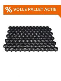 Easygravel®3XL grindstabilisatie zwart volle pallet actie