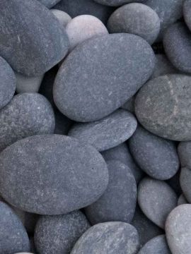 Beach Pebbles 30 - 80mm (3 - 8cm)
