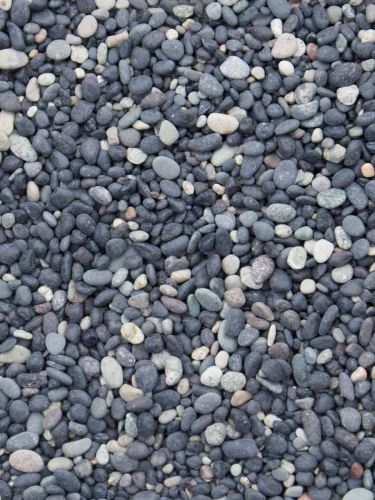 Beach pebbles 2 - 5mm
