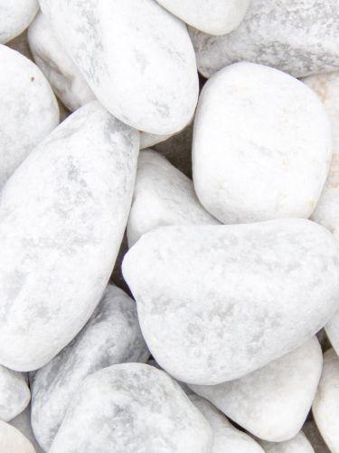 Carrara keien (40 - 80mm)