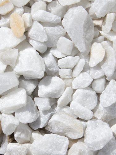 Crystal white split 16 - 25mm