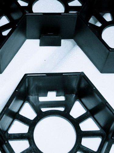 Kliksysteem Easygravel® grindstabilisatie