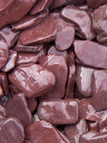 flat pebbles paars 30 - 60mm nat