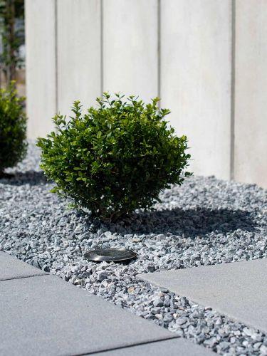 Ice blue grind 8 - 16mm aangelegde tuin