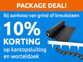 10% package deal