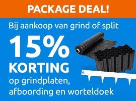 15% package deal